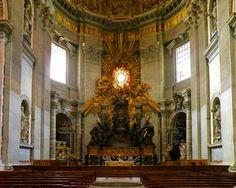 Presbitério da Basílica