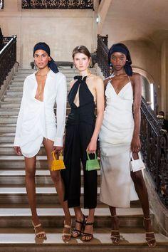 Défilé Jacquemus printemps été 2018 à la Fashion Week de Paris - L'Express Styles