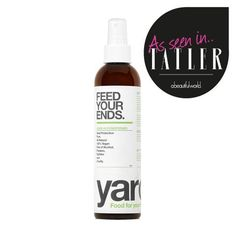A Leave-in Conditioner and Heat Protection spray, that also works as the best detangler we've come across. Its lightweight formula conditions ends without weighing them down.