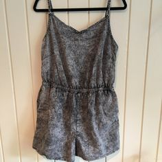 Forever 21 XXI Romper Worn once or twice by me! Super comfy, size 1X. Open to offers!  Forever 21 Shorts