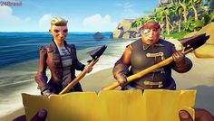 Incrições para o próximo teste de Sea of Thieves estão abertas; Veja como participar