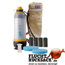 LIFESAVER Bottle 4000UF Bundle nur € 309.95 inkl. MwSt. zzgl. Versand