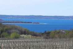 Wine Country on Old Mission Peninsula - Traverse City, Michigan!