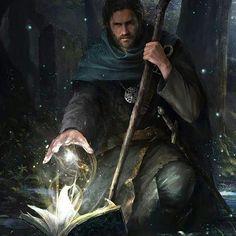 Sommige tovenaars reizen de hele wereld af in hun zoektocht naar oude, vergeten kennis. Sommigen vinden grootse dingen, anderen struinen hun leven lang rond zonder succes. Magische kennis ligt niet zomaar voor het oprapen...