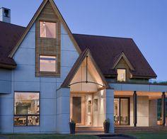 Modern Tudor Homes architect visit: messana o'rorke kitchen addition | tudor, tudor