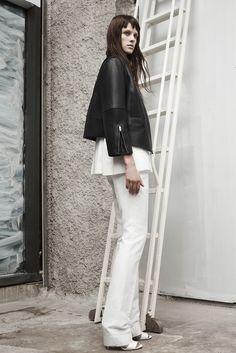 Alexander Wang Resort 2014 Collection Photos - Vogue