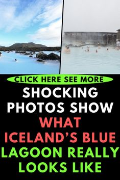 Shocking Photos Show What Iceland's Blue Lagoon Really Looks Like Children Photography, Nature Photography, Police Memes, Bride Nails, Tourist Trap, Water Art, Couples Images, Old Quotes, Nature Tree