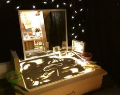 Light table provocation ≈≈