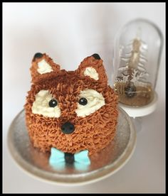Fox cake Page Facebook Chtefy's Cakes & Co
