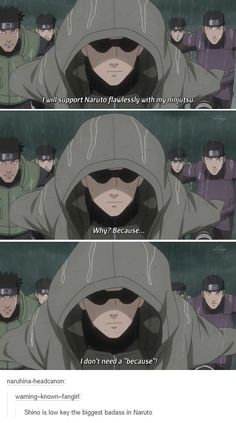 I love shino shino is the best