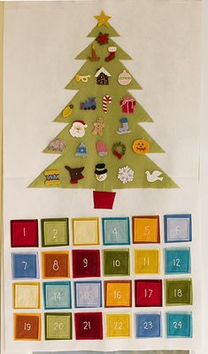 29 DIY Advent for kids