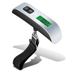 Accuoz Digital Luggage Scale w/ LCD Backlight Portable Best for Travel (Silver)  http://stylexotic.com/accuoz-digital-luggage-scale-w-lcd-backlight-portable-best-for-travel-silver/