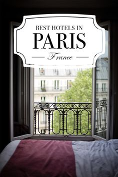 An insider's travel guide to the best hotels in Paris, France. Get reviews, prices and more in this article.