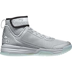 sale retailer 13ff0 8e9e8 ADIDAS mens basketball shoes Adidas grey dual threat basketball shoes that  were worn once. MENS shoes in a size 8 Adidas Shoes Athletic Shoes