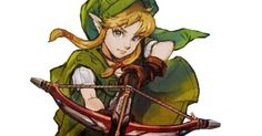 Linkle is an official female version of Link, though Nintendo hasn't said whether she'll make an appearance in other games.