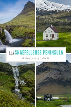 Our last day in Iceland was spent in the most beautiful part of the country (from what I've seen, anyway): the Snaefellsnes Peninsula. Find out how many waterfalls we've seen this time and if we managed to spot any seals at the seal colony beach.