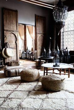 39 Modern Moroccan Decor For Coffee Table Tadelakt, Moroccan Interiors, Moroccan Bedroom, Moroccan Design, Moroccan Style, Moroccan Party, Modern Moroccan Decor, Modern Boho, Contemporary Decor