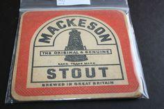 1955 Beermat Mackeson Cat 013 (1Z12 8/14)