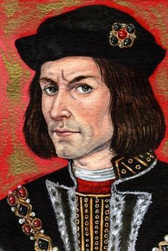 Richard III (by Mark Satchwill)