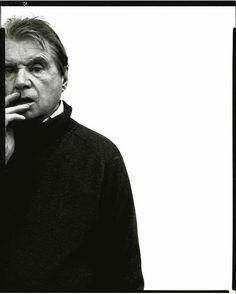 Richard Avedon     Painter Francis Bacon, Paris     1979