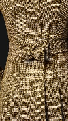 Tailored Wool Trench Coat | Burberry