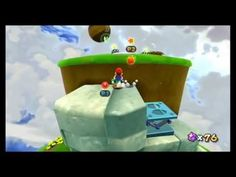 Let's Both Play: Super Mario Galaxy 2 Part 1 Guest Starring Rebecca Kelsey! by crhappen