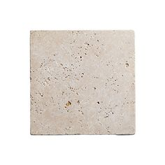 View Tumbled Light Beige Travertine Wall & Floor Tile, Pack of 10, (L)305mm (W)305mm details