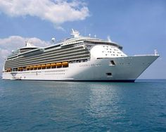 Cruises! Laying on the top deck and just relaxing and listening to the ocean, love it, need it