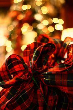 ♥♥ every few years I just have to do a tartan christmas...fab-u-lous
