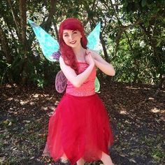Happy Birthday Arielle! Our Garden Fairy is so excited to celebrate with you at your Unicorn party today! #girlygirlparteas #fairy
