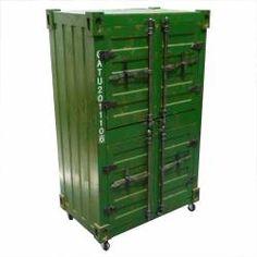 Container furniture