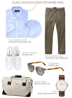 Live Action Getup: 1 Shirt, 1 Pair of Pants, 4 Looks Indian Men Fashion, Mens Fashion, Fashion Guide, Stylish Mens Outfits, Casual Outfits, Outfits Hombre, Moda Casual, Mens Style Guide, Gingham Shirt
