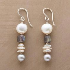 Aros perlas