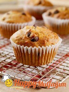 Günün Tarifi: Damla Çikolatalı Muffin >> http://www.happycenter.com.tr/yemek-tarifleri/damla-cikolatali-muffin/