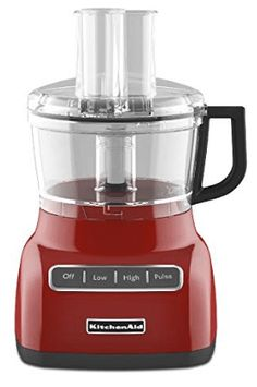 Shop a great selection of KitchenAid Empire Red Food Processor, 7 Cup, Contour Silver. Find new offer and Similar products for KitchenAid Empire Red Food Processor, 7 Cup, Contour Silver. The Grinch, Food Processor Reviews, Best Food Processor, Kitchenaid, Digital Pressure Cooker, Empire, Variety Of Fruits, Recipe Steps, Small Kitchen Appliances