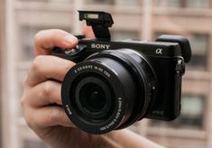 Sony Alpha NEX-6 via @CNET The good: A fine shooting design, great photo and good video quality, and excellent performance number among the Sony Alpha NEX-6's strengths