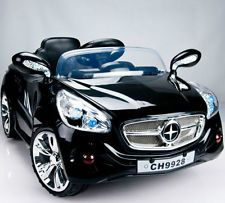 Kids Amg Style Black Ride On Rc Car Remote Control Battery Ed Wheels This Is The Only I Can Afford
