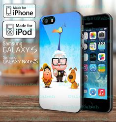 Disney Pixar Up Case For IPod 5 IPhone 4/4S/5/5S/5C and Samsung Galaxy S3/S4/S5 Note 3