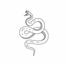 Flash Art Tattoos, Body Art Tattoos, Flame Tattoos, Tatoos, Small Snake Tattoo, Small Tattoos, Diy Tattoo, Tattoo Sketches, Tattoo Drawings