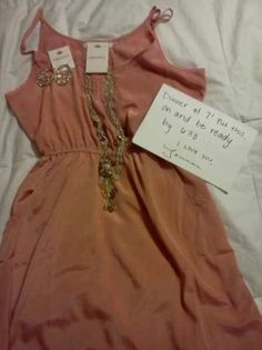 If someone did this for me, I would probably die from cuteness overload