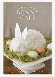 A roundup of gorgeous Easter Bunny baking, cookies, craft and treat recipes, how-tos and inspiration to get you making and creating gorgeous Easter bunny cookies, Easter gift ideas, fun kids craft projects. decorations and more #Easter #EasterCrafts #EasterBunny #craft #kidscraft #baking #cakes #cookies #EasterIdeas