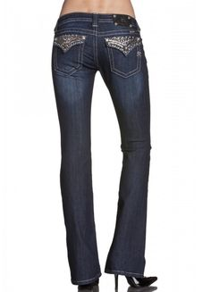 #Missme Crystal Stud Jeans at #BWR #blingbling #Doyoumissme
