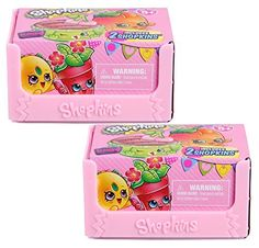 Shopkins Series 4 Toy Figure (Includes 4 Shopkins) ** This is an Amazon Affiliate link. Click on the image for additional details.
