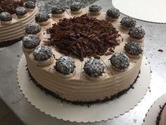 Trüffelcrem Torte