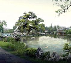 Garden - Garden, Japanese, Japanese Garden, Beautiful Garden, Beautiful Japanese, Garden Landscape, Beautiful Japanese Garden, Japanese Landscape, Japanese Nature