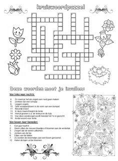 Kruiswoordpuzzel [werkboekjes.yurls.net]