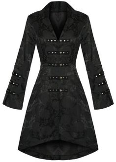 #tragicbeautiful Gabriel Embroidery Coat