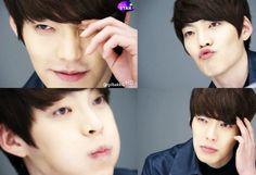 no other than Kim Woo Bin =3 <3 ~