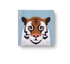 시베리아 호랑이 / 이야기가 있는 그림, 멸종위기동물 캠페인 Animal Graphic, Draw, Low Poly, History, Illustration, Crafts, Animals, Fictional Characters, Design