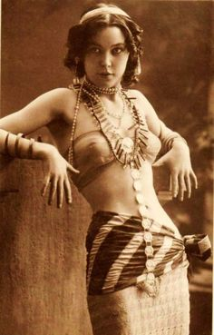 steampunk erotica | Traditions of Belly Dancing